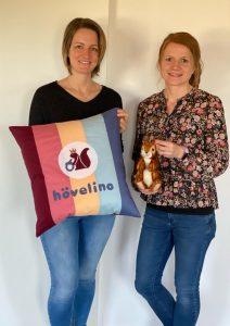 hövelino - Marion und Steffi